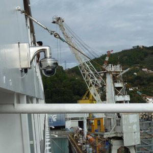 franz-video-housing-stainless-gangway
