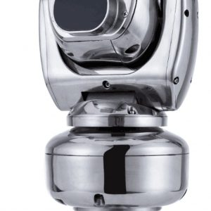 PTZ camera in stainless steel